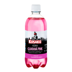 PINK GUARANA PET 600 ml