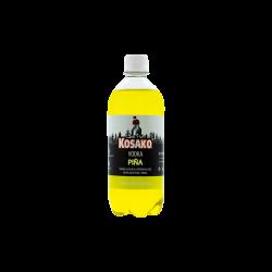 PIÑA PET 600 ml