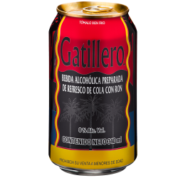 GATILLERO 340 ML 2