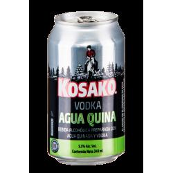 AGUA QUINA LATA 340 ml