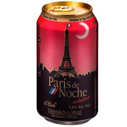 PARIS DE NOCHE ARANDANO LATA
