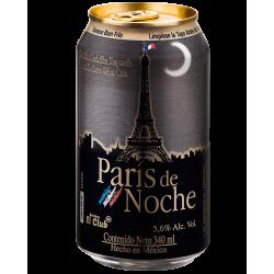 PARIS DE NOCHE COLA LATA...
